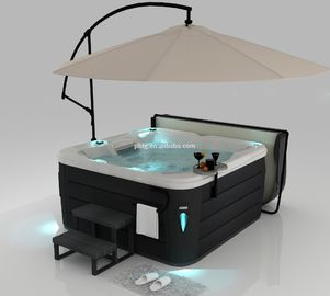 Good Quality Hot Massage Tub & Acrylic Hot Massage Tub Balboa System , Hot Tub Whirlpool Outdoor Massage Spa on sale