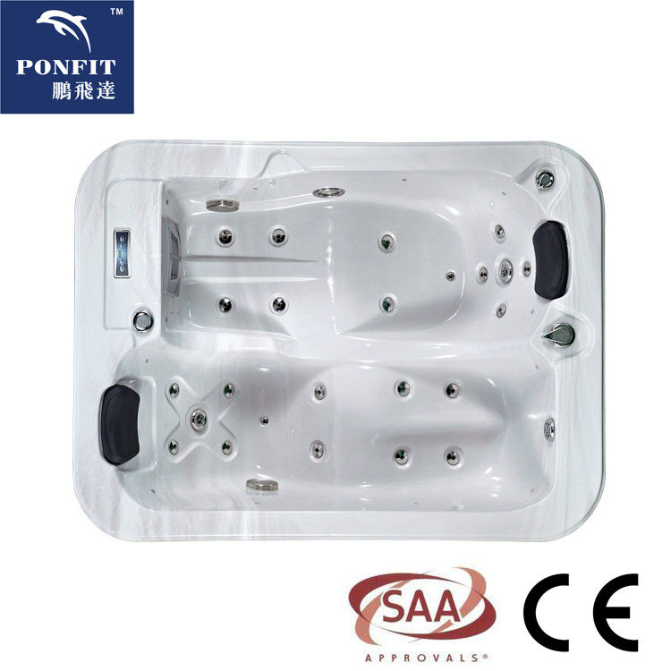 PFDJJ 09 Indoor Spa Tub 720 L Water Volume With Optional Control System