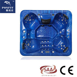 China Combo Massage Whirlpool Spa Tub With Balboa Control System PFDJJ 53 factory