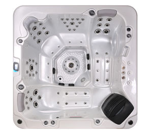 Combo Massage Pure Spa Hot Tub , Jet Spa Tub With Aesthetic Design SAA / CE