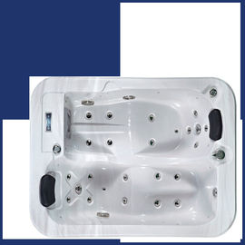 1900*1400*750mm Indoor Portable Hot Tub Massage Function For 2 People
