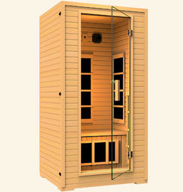 China PFD 6809 Portable Sauna Room Carbon Heater With Transom Windows factory